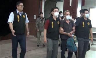 英國籍男子埋伏在台接毒包裹 刑事局跨國合作攔截海洛因