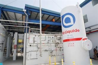 超純低碳氫水電解廠台南啟用 黃偉哲:助半導體產業發展