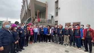 民代、里長集結抗議反水肥進蘆洲 環保局:持續溝通