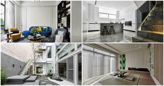 【2021 空間王者】5 間透天別墅裝潢精選!跨越樓層與世代的美型透天設計王