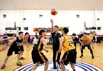 永慶房屋籃球賽火熱開打 20隊將激戰50場