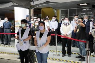 五月天周六台南開唱 黃偉哲視察成立緊急應變中心