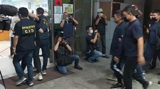 債務糾紛持藍波刀狠斷掌 中市警40分鐘逮3嫌到案