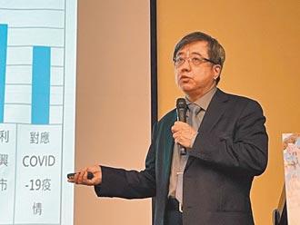中經院大陸經濟所長劉孟俊:兩岸競爭在人才,非錢