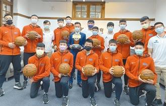 竹市第一次 光復籃球隊奪HBL季軍
