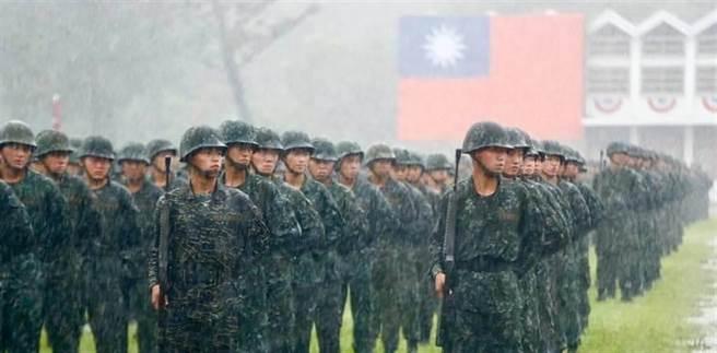 中國民國國軍。(圖/本報資料照)
