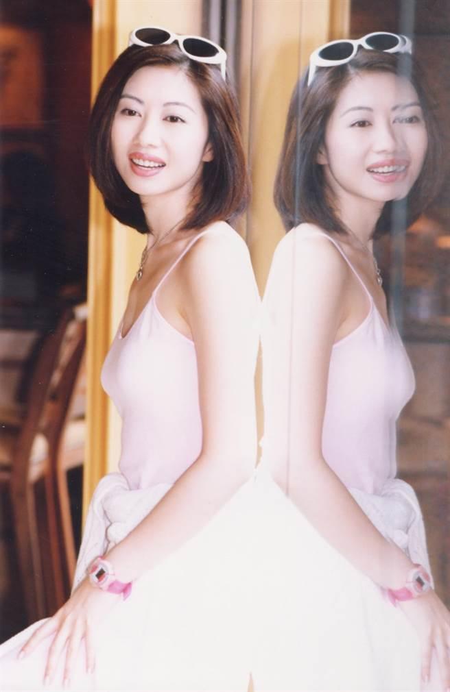 楊寶玲是選美皇后出身,比賽成績在香港至今無人能及。(中時資料照片)