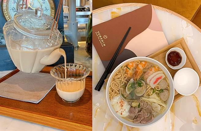 鍋煮奶茶專門所插旗信義區 夢幻混搭台式料理 - 生活