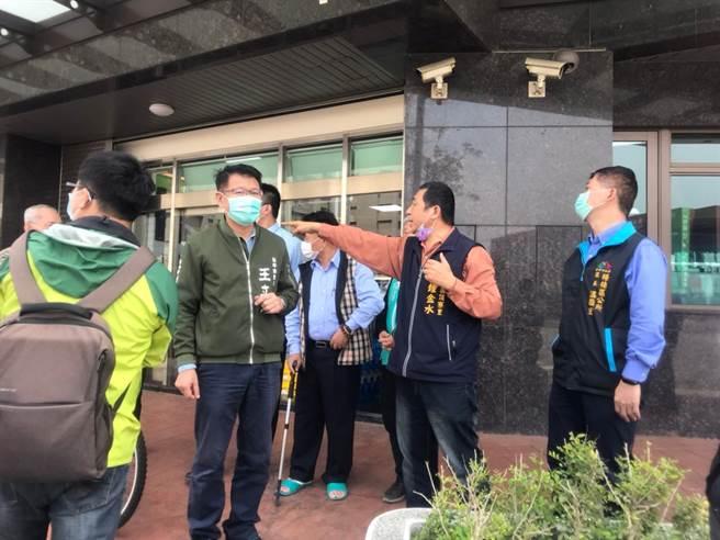 爭取調整307號公車路線 方便梧棲區民搭乘 - 臺中市
