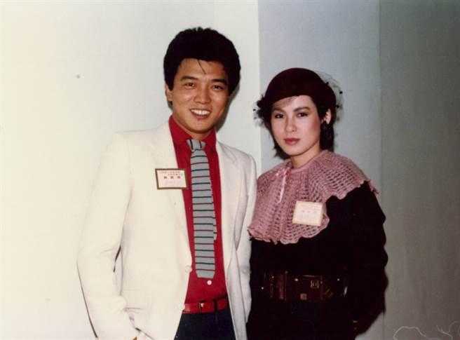 張佩華和周丹薇曾有過一段情。(中時資料照)