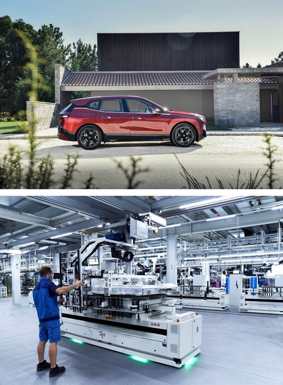 BMW公佈iX起價為77,300歐元 初期供應兩款動力規格