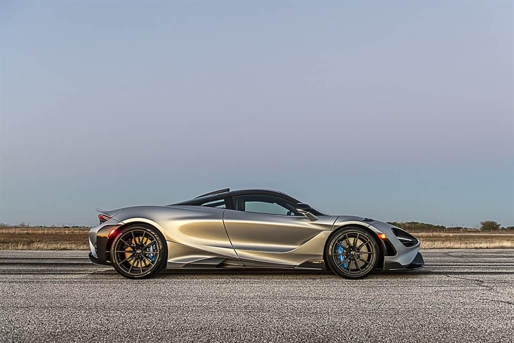 一千匹達標!Hennessey Performance輕鬆爆改McLaren 765LT