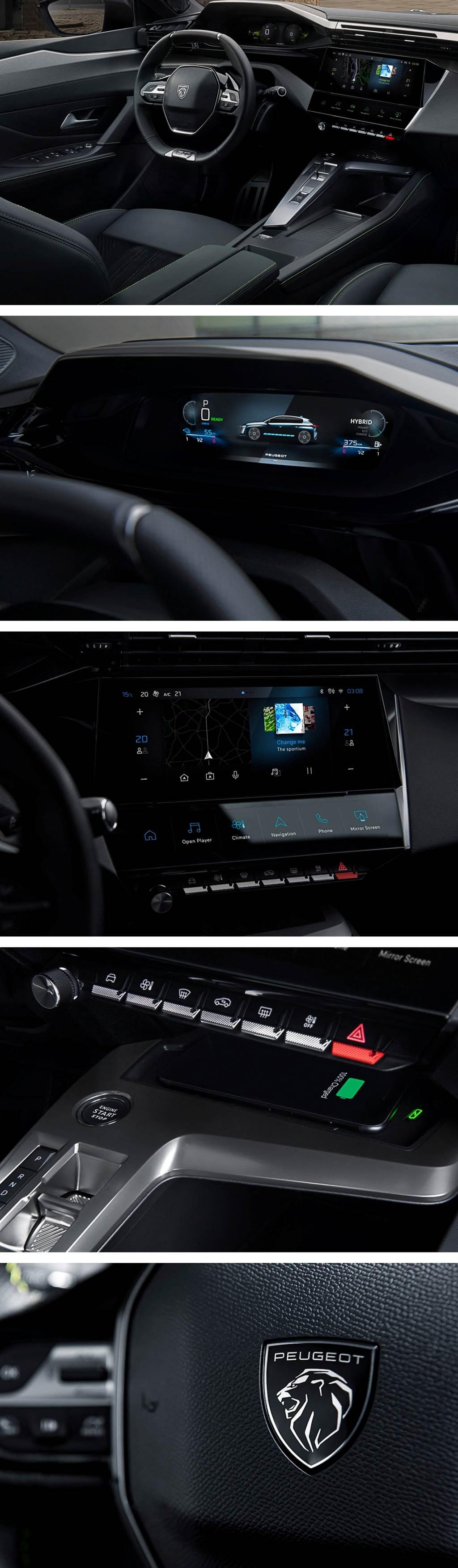 邁入新時代的開端 Peugeot 308強襲掀背級距戰場