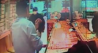 又是陳清課 知名珠寶大盜率「老盜」搶三重銀樓3000萬金飾