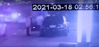 台中賓士撞物流車22歲女慘死 代駕男涉逃逸遭羈押