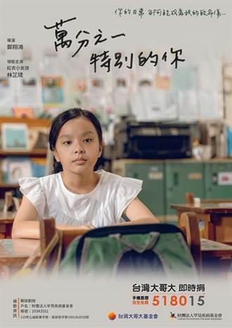 每一个点阅化为1元爱心 台湾大第九届微电影募款活动开跑