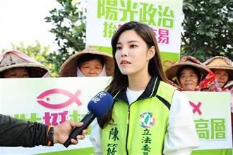 指控「最強村姑」陳筱諭參選有國共操盤  綠委賴惠員被起訴