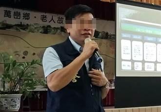 屏東刑大偵二隊長涉收賄16萬元 法院裁定羈押禁見