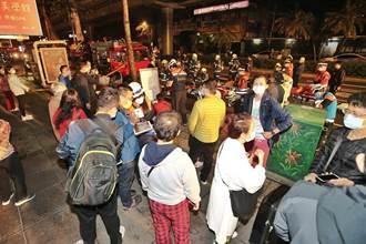 北市防疫旅館深夜火警 51名檢疫民眾緊急疏散