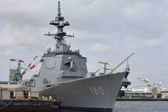 日本海自「羽黑號」服役 第8艘神盾艦就位