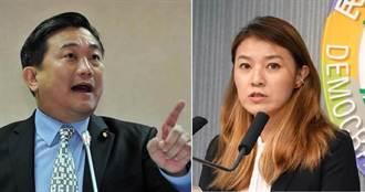 王定宇爆同居女立委後 輿情民調嚇壞台灣人