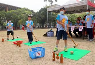 漢民體適能闖關 給學生不一樣的兒童節