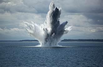 海上軍演炸死的魚該怎麼處理 作法太高明了