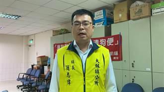 大林鎮長簡志偉哽咽心疼清潔隊員過勞 訴求縣府增加員額