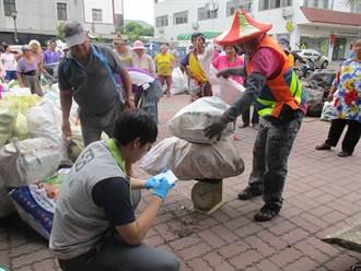 農藥瓶罐回收換實用好物 13日起東山區農會登場
