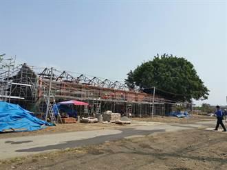 四鐵共構產業遺跡 隆田文資園區改造工程12月啟用