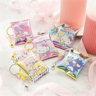 三麗鷗軟糖悠遊卡 開放預購一次收藏