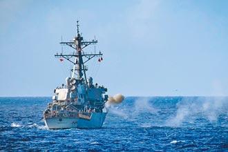 海巡署長證實 美艦曾進大陸西沙領海