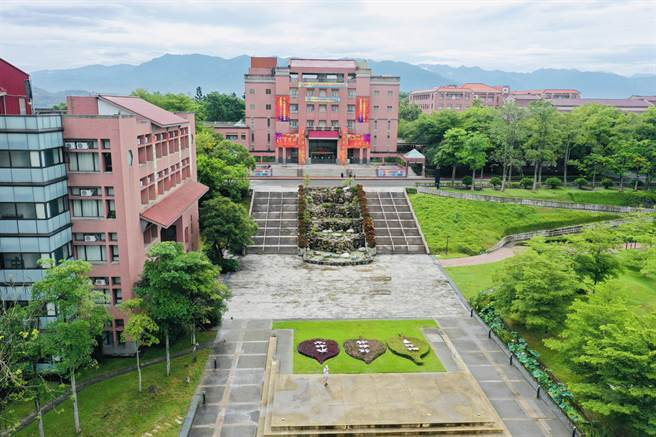 南華大學校景。(大學博覽會提供)