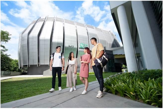 新加坡管理學院。(大學博覽會提供)