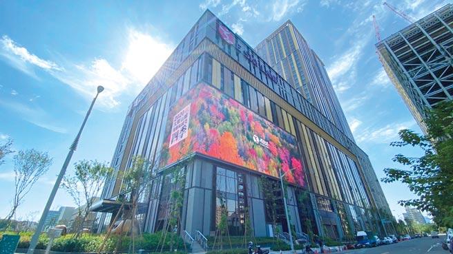 義享時尚廣場將於3月20日起試營運。圖/業者提供