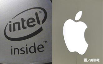 英特爾挖角Mac代言人 砲打蘋果