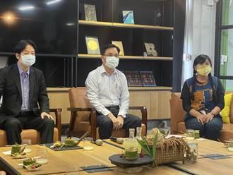 賴清德訪台東傳主辦請媒體先離席 原民會:行程緊湊