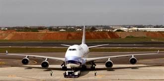 「空中女王」華航747最後一飛 航空迷不捨告別
