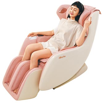 按摩椅5萬元入手 小資族輕鬆享受