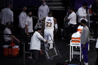 NBA》34勝69敗!沒有詹皇等同湖人完蛋了