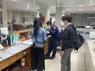 疫情中最佳國民外交 警民合作半小時回找回日籍男手機