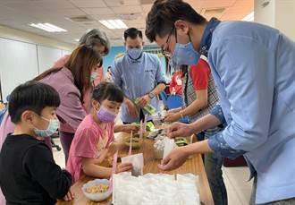 移民署舉辦防疫薰香包DIY 金門新住民:有趣、實用