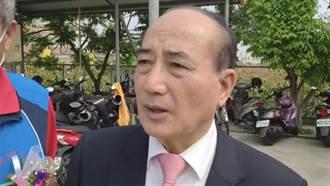 談國民黨主席選舉 王金平:解決財務問題最重要