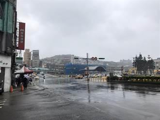 基一信橋拆除超前完成 21日早上交通恢復通行