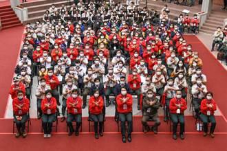 在捷運站實施CPR救人 行義童軍謝凱庭獲表揚