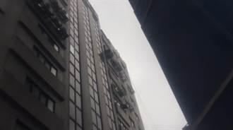 台北博仁醫院頂樓冒黑煙 發電機起火已撲滅