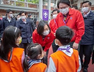 童軍領袖會議9月在台舉辦 蔡英文:讓全世界看見台灣的活力