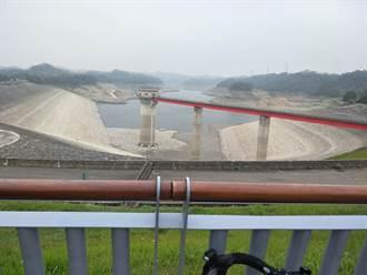 隔3個月變化超大 寶二水庫現況曝 網:新竹真的缺水了
