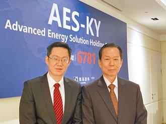 AES-KY總經理宋維哲社交力 比老爸強十倍