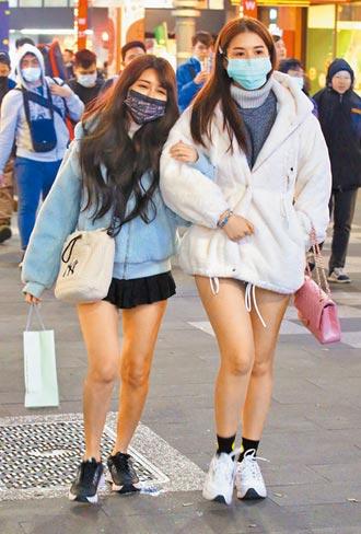 氣溫驟降9度 北台灣今下探13度